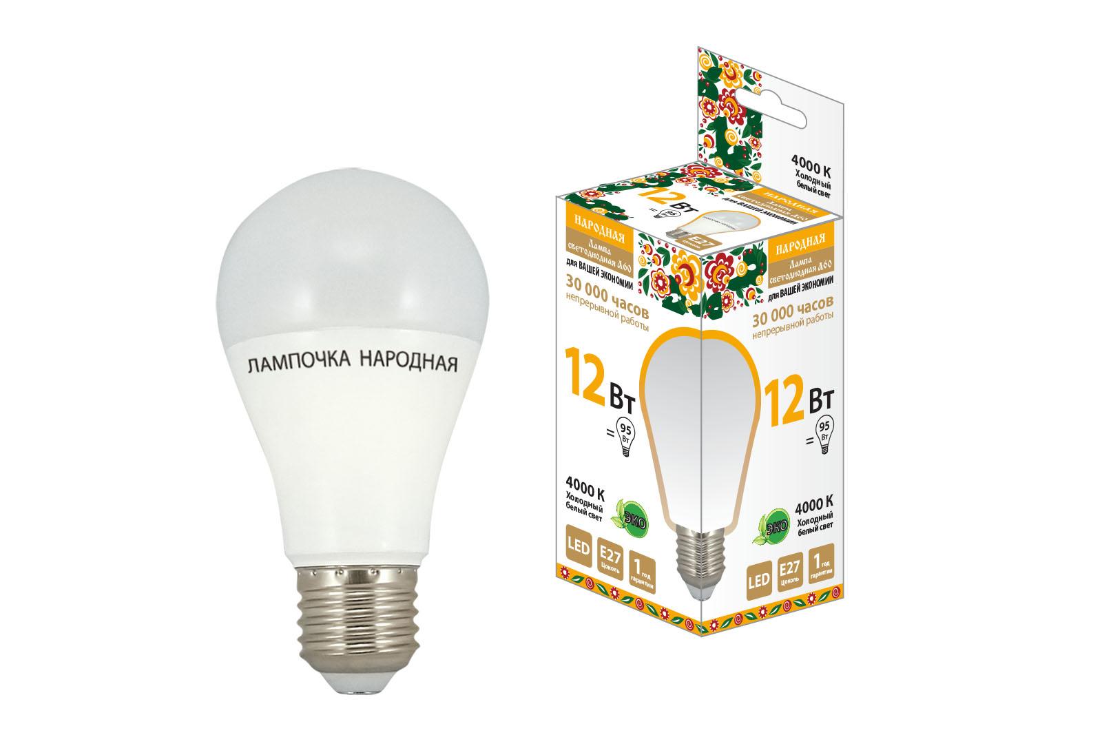 перед Новым какую светодиодную лампу купить для дома эутирокс